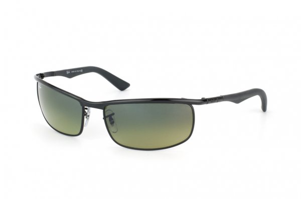 Очки Ray-Ban Active Lifestyle RB3459-002-73 Black/APX Grey/Green