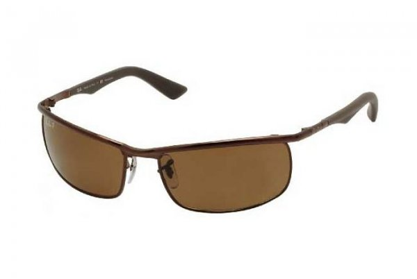 Очки Ray-Ban Active Lifestyle RB3459-014-57 Brown | Natural Brown Polarized