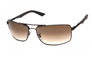 Очки Ray-Ban Active Lifestyle RB3465-014-51 Brown | Faded Brown