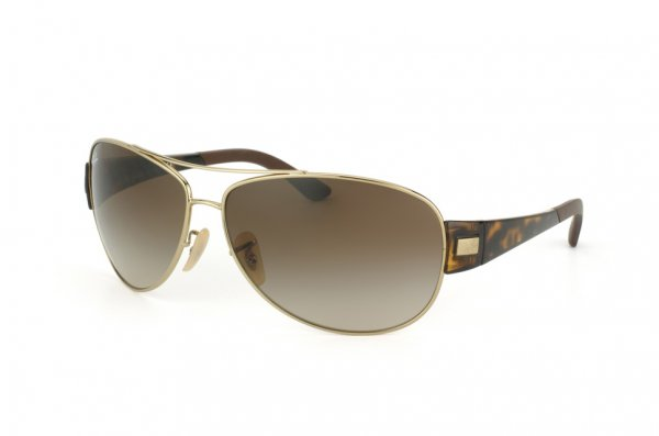 Очки Ray-Ban Active Lifestyle RB3467-001-13 Arista | Poly. Gradient Brown