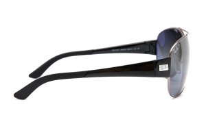 Очки Ray-Ban Active Lifestyle RB3467-004-82 Gunmetal | APX Silver Mirror Polarized P3