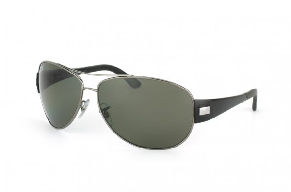 Очки Ray-Ban Active Lifestyle RB3467-004-9A Gunmetal | APX Grey/Green Polarized