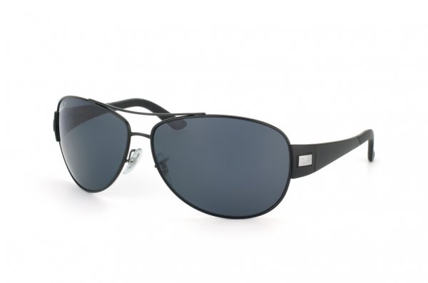 Очки Ray-Ban Active Lifestyle RB3467-006-81 Matt Black | Blue Polarized