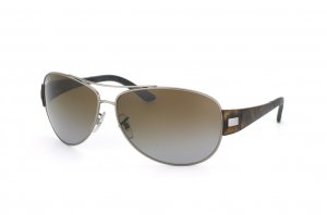 Очки Ray-Ban Active Lifestyle RB3467-029-T5 Matte Gunmetal | Poly. Brown Polarized