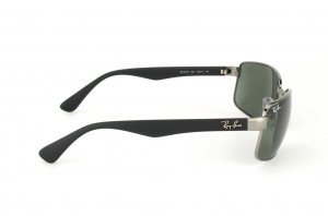 Очки Ray-Ban Active Lifestyle RB3478-004 Gunmetal | Natural Green (G-15XLT)