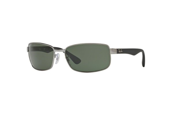 Очки Ray-Ban Active Lifestyle RB3478-004-58 Gunmetal | Natural Green Polarized