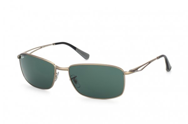 Очки Ray-Ban Active Lifestyle RB3501-029-71 Matte Gunmetal | APX Grey/Green