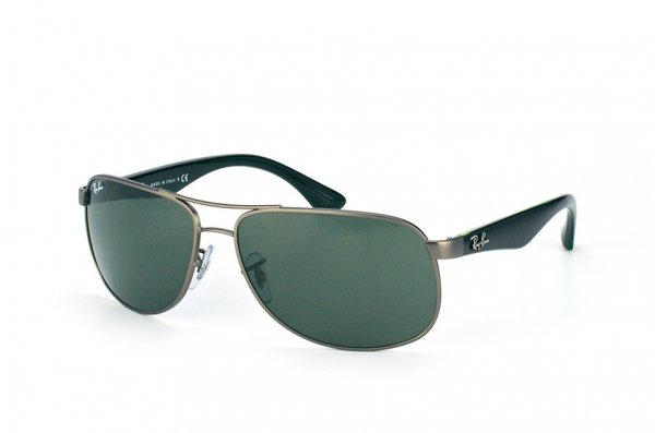 Очки Ray-Ban Active Lifestyle RB3502-029 Matte Gunmetal | Grey/Green