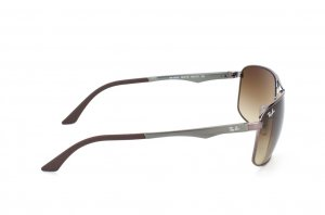 Очки Ray-Ban Active Lifestyle RB3506-004-13 Gunmetal | Gradient Brown