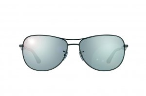 Очки Ray-Ban Active Lifestyle RB3519-006-6G Matt Black | APX Silver Mirror
