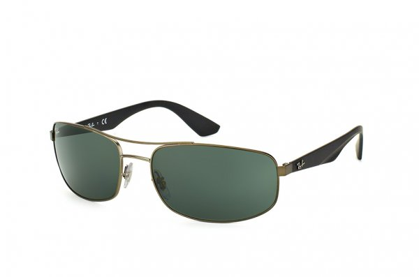 Очки Ray-Ban Active Lifestyle RB3527-029-71 Matte Gunmetal | Grey / Green