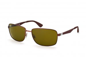 Очки Ray-Ban Active Lifestyle RB3529-012-73 Brown/Brown