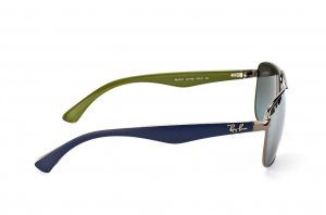 Очки Ray-Ban Active Lifestyle RB3533-004-88 Gunmetal | Gradient Silver Mirror