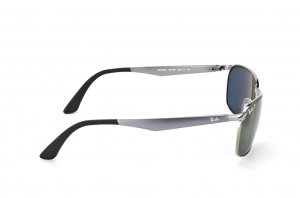 Очки Ray-Ban Active Lifestyle RB3534-004-58 Gunmetal | Natural Green Polarized
