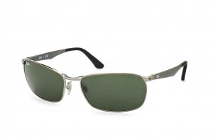 Очки Ray-Ban Active Lifestyle RB3534-004 Gunmetal | Natural Green (G-15 XLT)