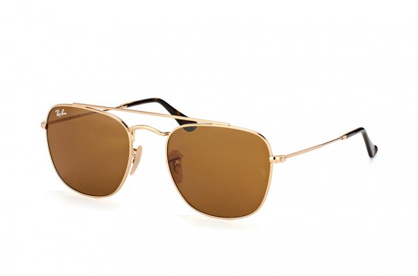 Очки Ray-Ban Active Lifestyle RB3557-001-33 Arista | Natural Brown (B-15XLT)