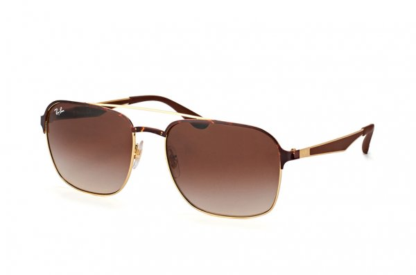 Очки Ray-Ban Active Lifestyle RB3570-9008-13 Arista / Brown | Faded Brown