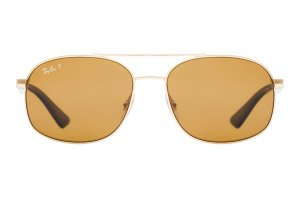 Очки Ray-Ban Active Lifestyle RB3593-001-83 Arista | Brown Polarized
