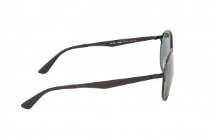 Очки Ray-Ban Active Lifestyle RB3606-186-9A Black | Grey / Green Polarized