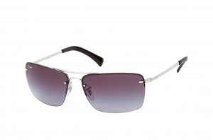 Очки Ray-Ban Active Lifestyle RB3607-003-8G Silver | Grey Gradient