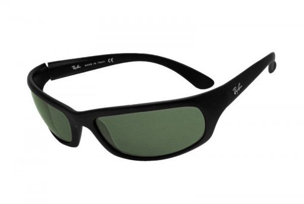 Очки Ray-Ban Active Lifestyle RB4026-601S Matte Black | Natural Green(G-15)