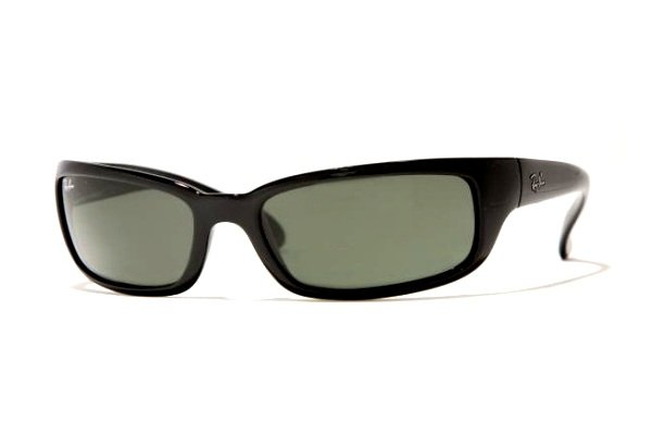 Очки Ray-Ban Active Lifestyle RB4037-601 Black | Natural Green(G-15)