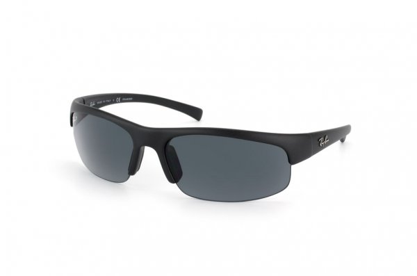 Очки Ray-Ban Active Lifestyle RB4039-601S-81 Matt Black | Blue Polarized