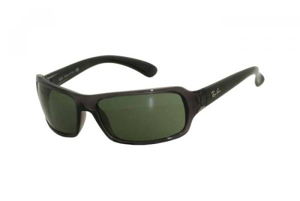 Очки Ray-Ban Active Lifestyle RB4075-705 Black | Natural Green(G-15)