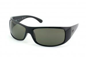 Очки Ray-Ban Active Lifestyle RB4108-601-58 Black | Natural Green Polarized