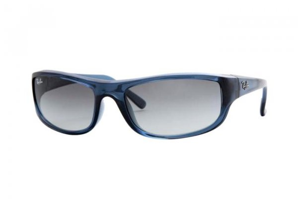 Очки Ray-Ban Active Lifestyle RB4119-656-8G Blue | Poly. Gradient Grey