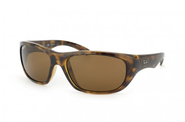 Очки Ray-Ban Active Lifestyle RB4177-710-57 Havana | Natural Brown Polarized