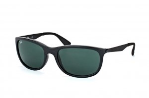 Очки Ray-Ban Active Lifestyle RB4267-601-71 Black | Natural Green