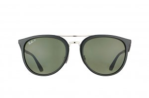 Очки Ray-Ban Active Lifestyle RB4285-601-9A Black | Natural Green Polarized
