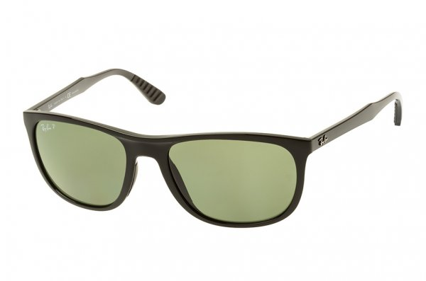 Очки Ray-Ban Active Lifestyle RB4291-601-9A Black | Green/Grey Polarized