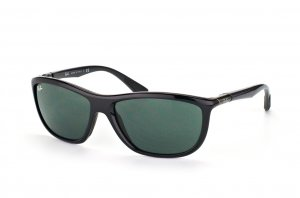 Очки Ray-Ban Active Lifestyle RB8351-6219-71 Black / APX Grey/Green