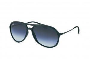 Очки Ray-Ban Alex RB4201-622-8G Rubber Black | APX Gradient Grey
