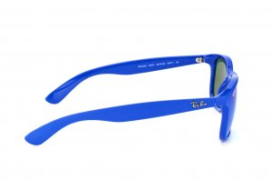 Очки Ray-Ban Andy RB4202-6070-55 Black | Blue Mirror