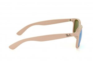 Очки Ray-Ban Andy RB4202-6154-3R Beige| Green Mirrored