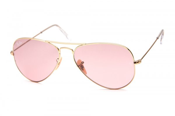 Очки Ray-Ban Aviator Large Metal RB3025-001-4B Arista/Pink
