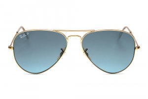 Очки Ray-Ban Aviator Large Metal Special Series RB3025-001-3R Arista | Blue Polarized