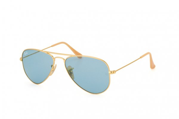 Очки Ray-Ban Aviator Small Metal RB3044-112-62 Matte Arista | Blue