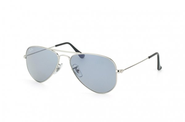 Очки Ray-Ban Aviator Small Metal RB3044-W3177 Silver | Blue