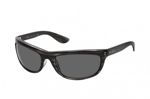 Очки Ray-Ban Balorama RB4089-6430-B1 Striped Grey | Dark Grey