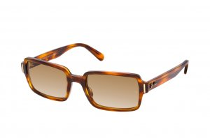 Очки Ray-Ban Benji RB2189-954-51 Striped Brown | Gradien Brown