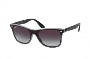 Очки Ray-Ban Blaze Wayfarer RB4440N-6415-8G Black | Gradient Grey