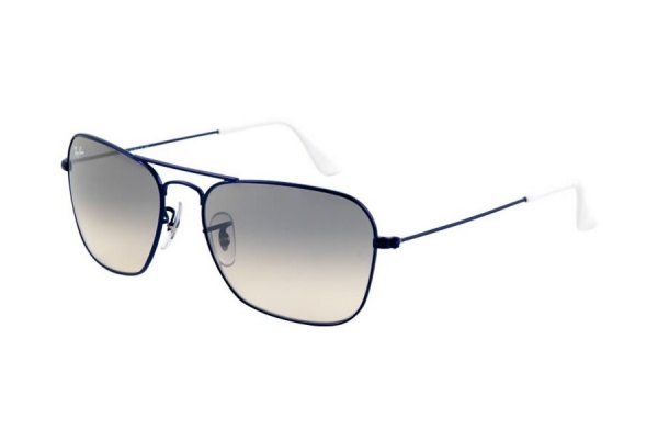 Очки Ray-Ban Caravan RB3136-087-32 Metalic Mate Violet/Gradient Grey
