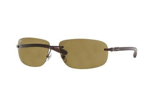 Очки Ray-Ban Carbon Fibre RB8303-014-73 Brown | Brown