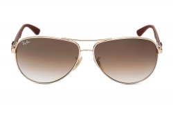 Очки Ray-Ban Carbon Fibre RB8313-001-51 Arista | Faded Brown