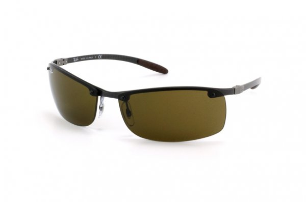 Очки Ray-Ban Carbon Lite RB8305-082-73 Carbon Dark | Poly. Brown