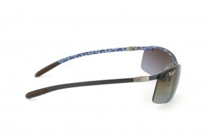 Очки Ray-Ban Carbon Lite RB8305-123-T5 Carbon Dark | Poly. Brown Polarized